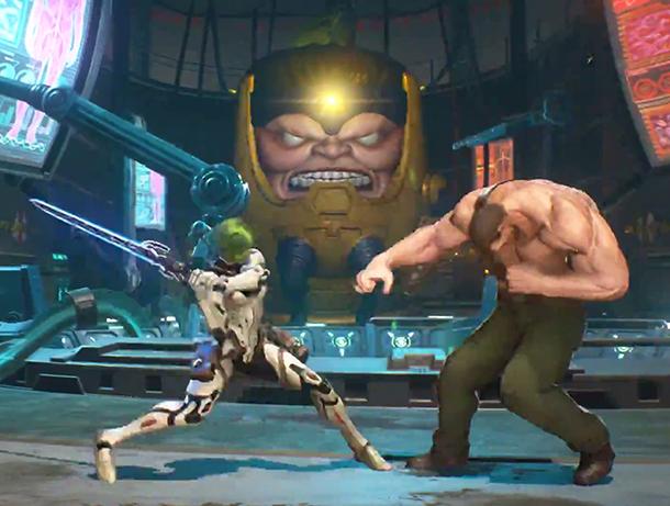Marvel VS Capcom - Quatre nouveaux challengers dévoilés