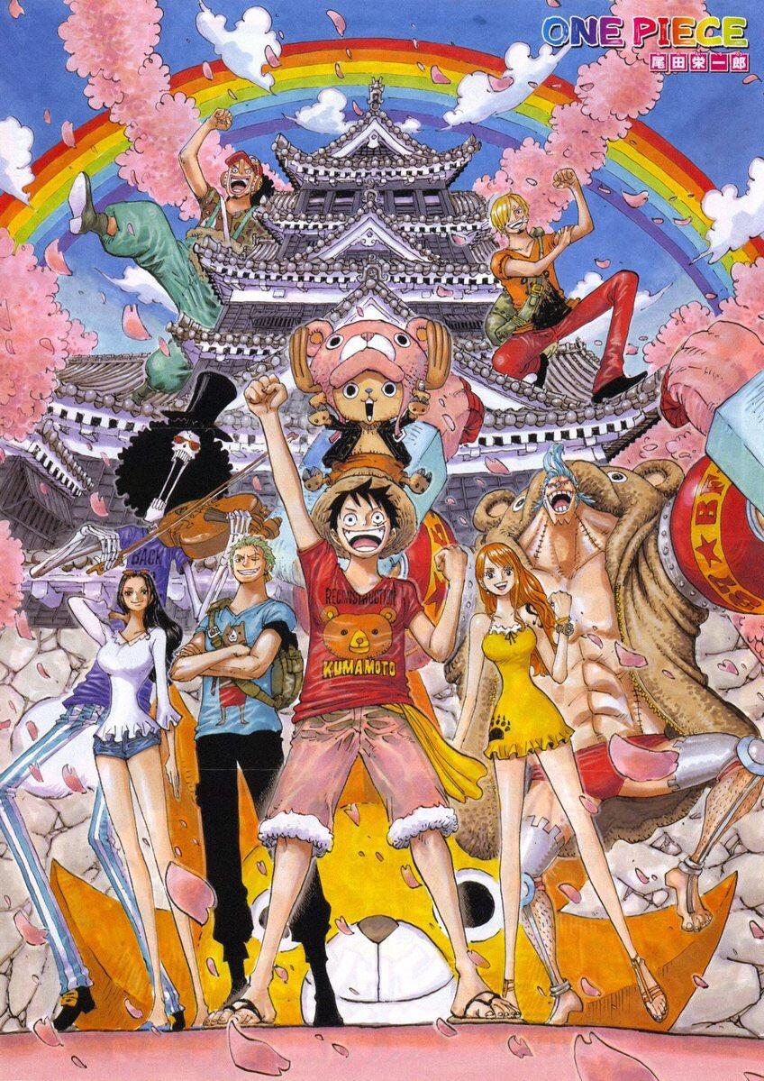 1 Piece Anime Characters : Le manga one piece adapté en série live américaine