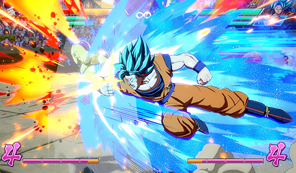Un trailer japonais atomique — Dragon Ball FighterZ