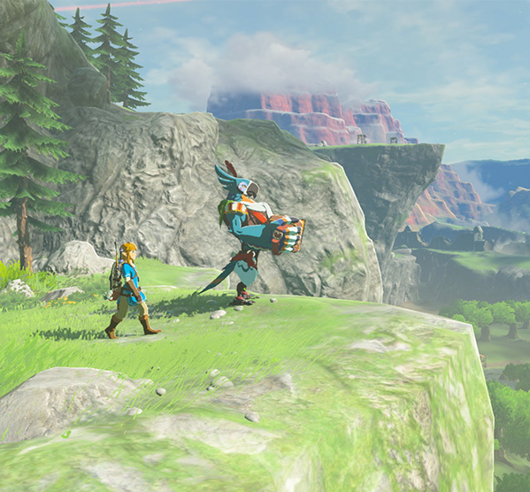 Le DLC 2 du jeu The Legend of Zelda: Breath of the Wild