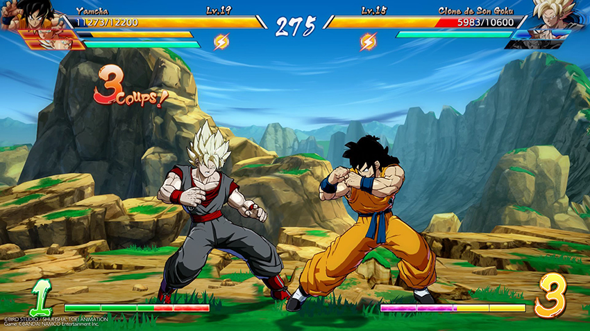 test du jeu dragon ball fighterz sur ps4. Black Bedroom Furniture Sets. Home Design Ideas