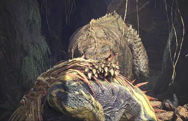 Monster Hunter World prend son temps sur PC