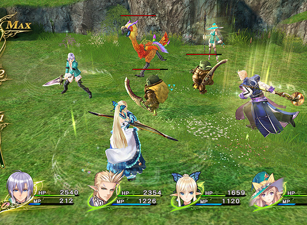Shining Resonance Refrain disponible cet été en Occident