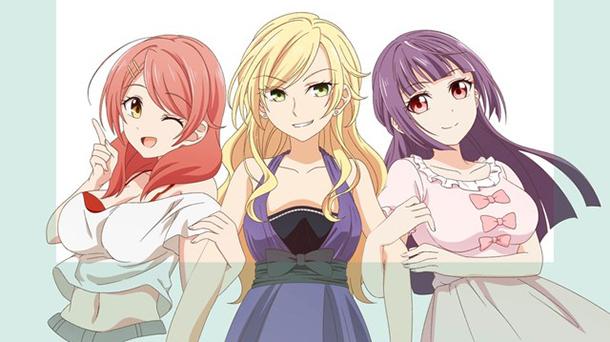 Tachibanakan Triangle – Lista Episodi Streaming e Download SUB ITA