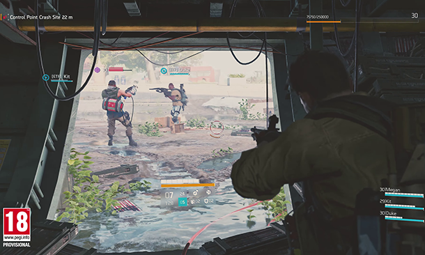 The Division 2 dévoile sa date de sortie et du gameplay