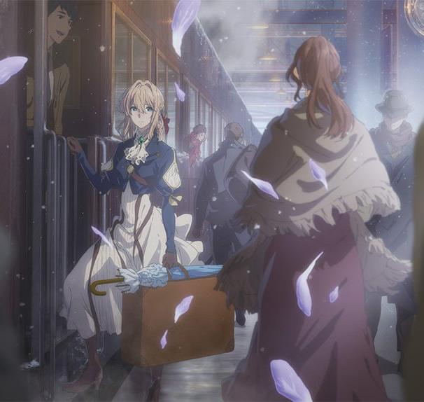 Un film Violet Evergarden annoncé ! Violet-Evergarden-anime-illustration