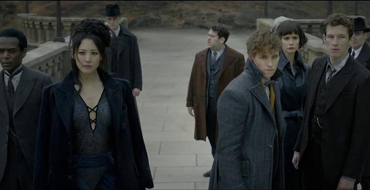 Dernière bande-annonce pour Les Animaux fantastiques : les Crimes de Grindelwald