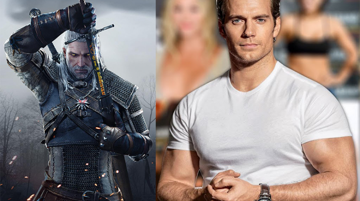 Henry Cavill sera la star de The Witcher sur Netflix