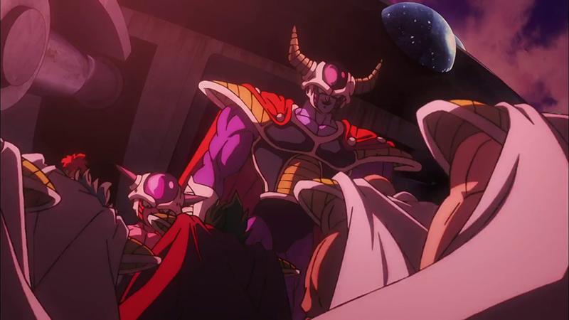 Broly s'offre un nouveau trailer — Dragon Ball Super