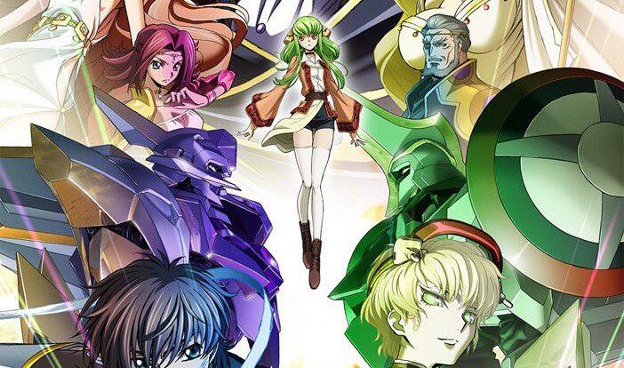 Le film anime Code Geass Fukkatsu no Lelouch en Trailer | Adala News