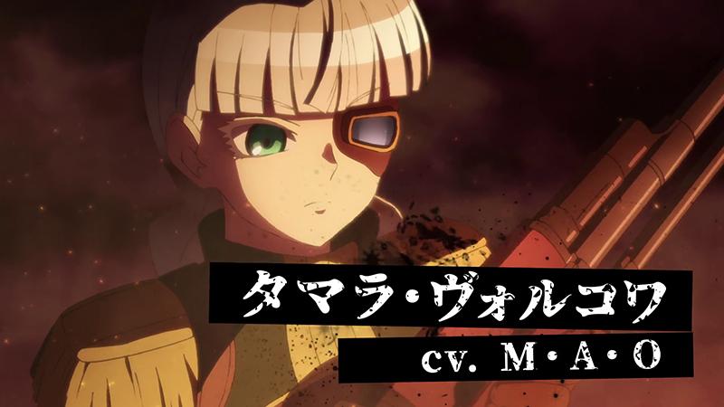 L'anime Magical Girl Special Ops Asuka, en Promotion Vidéo