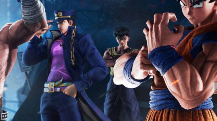 Jump Force: Jotaro (Jojo) & Dai (Dragon Quest) confirmés