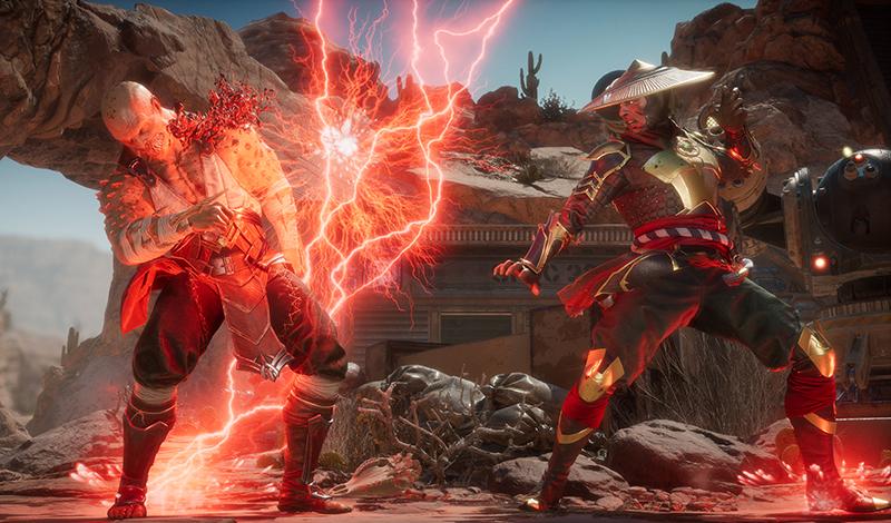 Mortal Kombat 11 : vidéos de gameplay, fatalities bien gores, prologue et bêta !