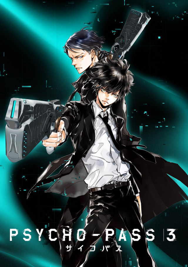 """Image search result for """"psycho pass"""""""