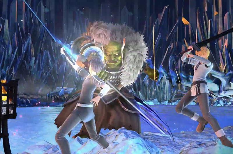 Alicization Lycoris, de nouvelles images et bribes d'informations partagées — Sword Art Online