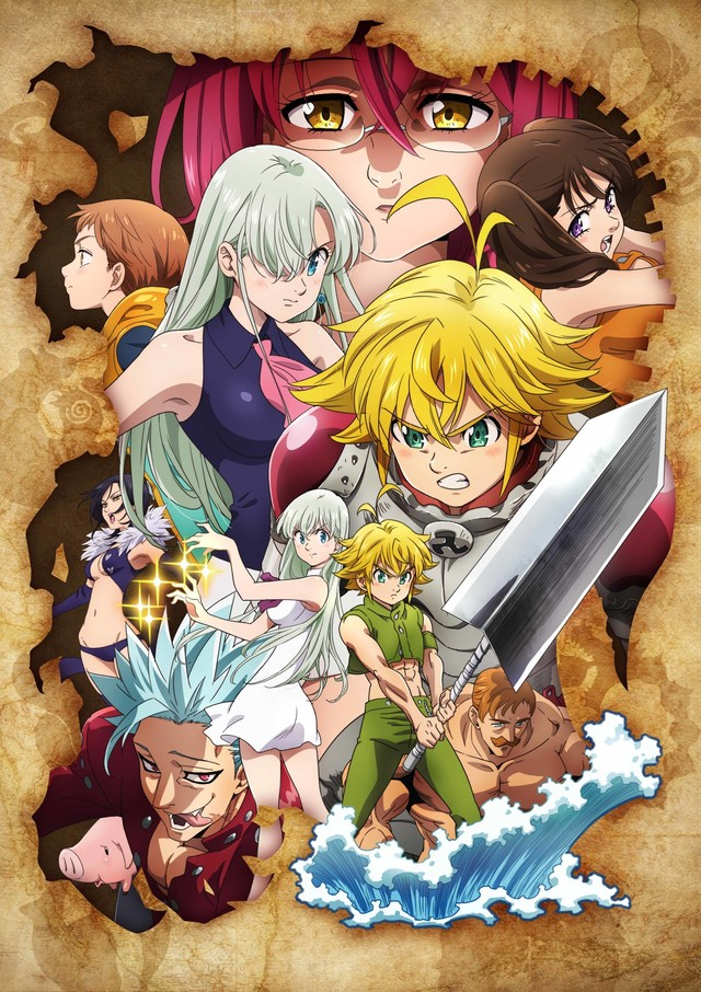 [MANGA/ANIME] Seven Deadly Sins (Nanatsu no Taizai) Nanatsu-no-Taizai-Wrath-of-the-Gods-anime-image-0