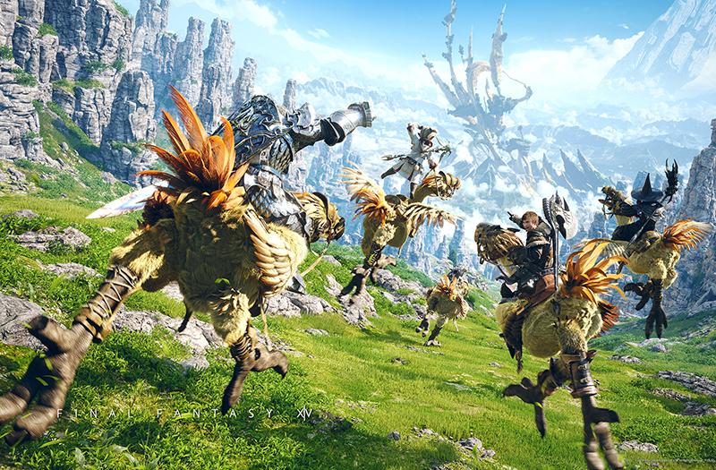 Une vraie série Final Fantasy en live action se prépare !
