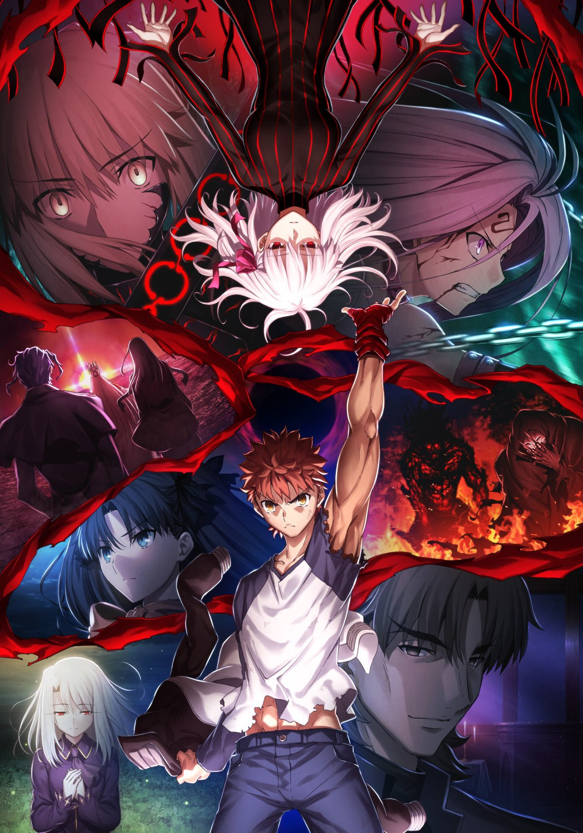 Affiche du film Fate/Stay Night Heaven's Feel 3 Spring Lost