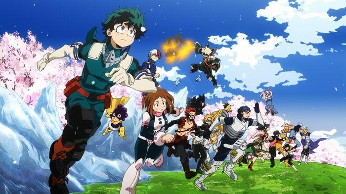 My Hero Academia Saison 4 fera 25 épisodes