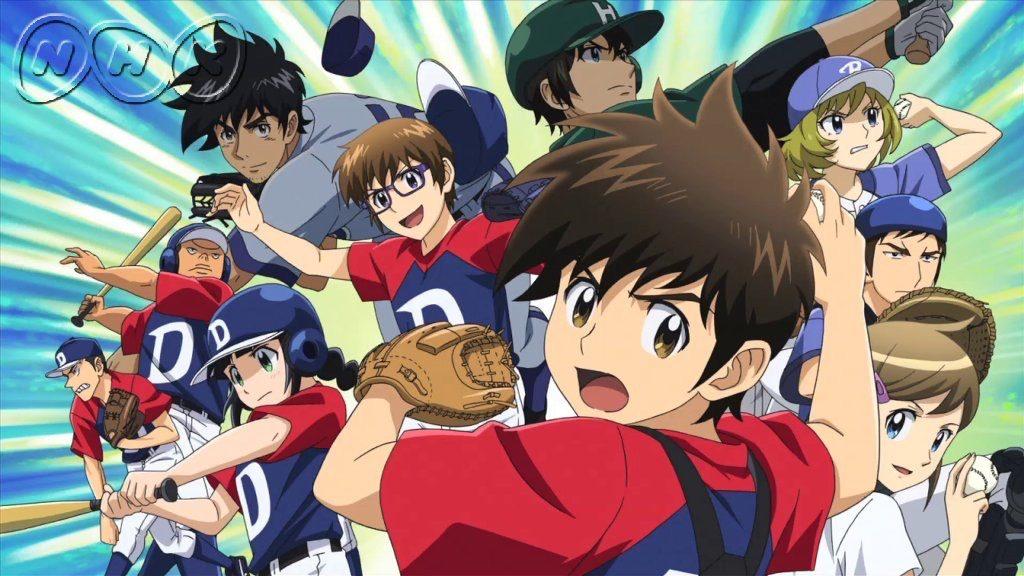 L'anime Major 2nd Saison 2