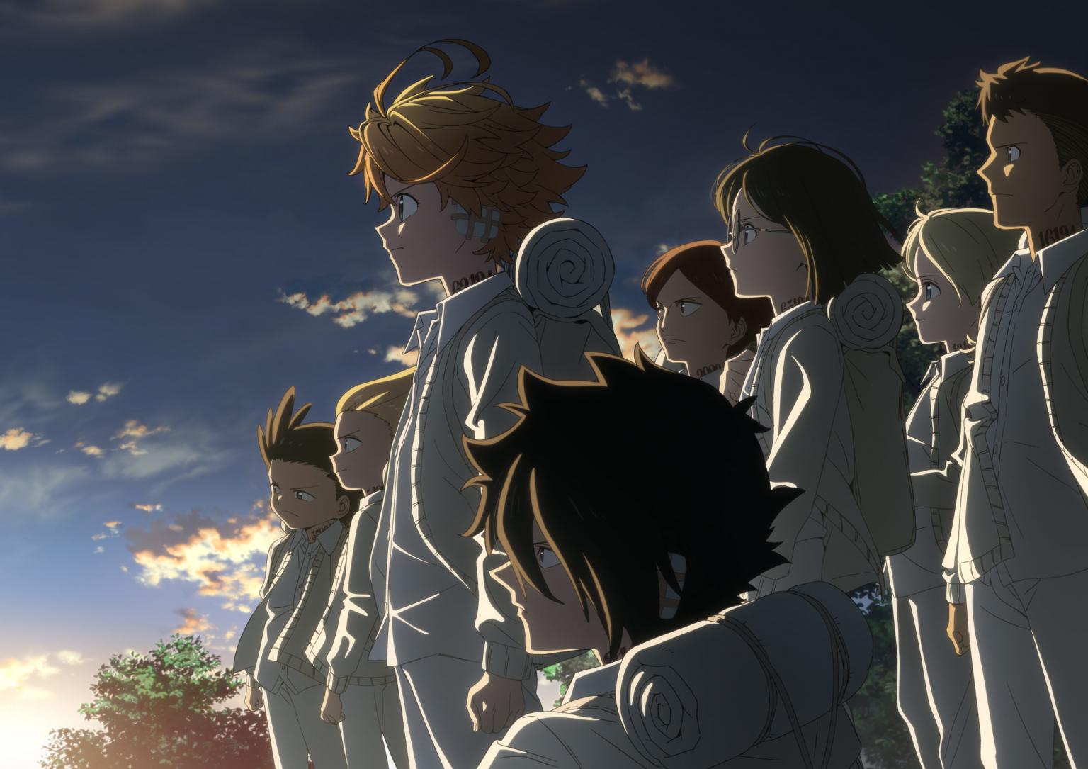 [NEWS] Une saison 2 pour The Promised Neverland The-Promised-Neverland-anime-image125-1536x1085