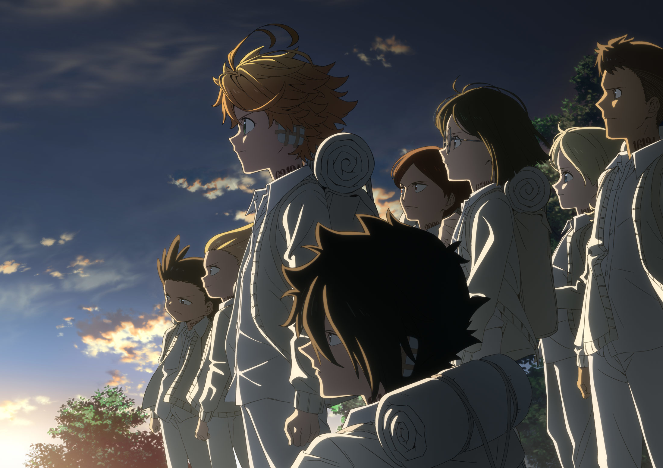 The Promised Neverland Saison 2, daté au Japon | Adala News