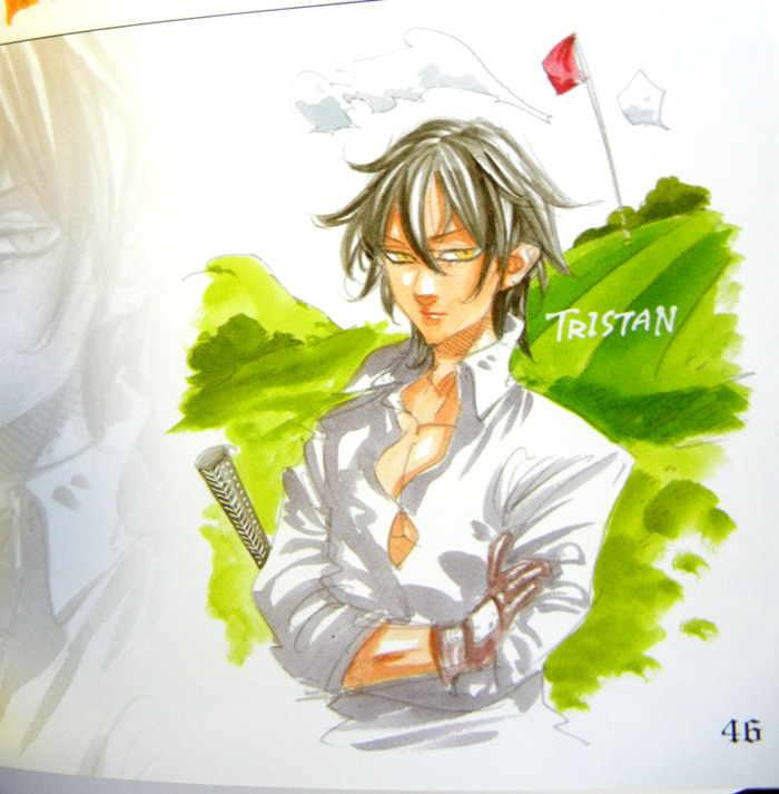 Tristan Nanatsu No Taizai Manga Une suite pour le manga Seven Deadly Sins, annoncée