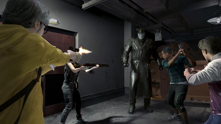 La démo du remake de Resident Evil 3 arrivera le 19 mars