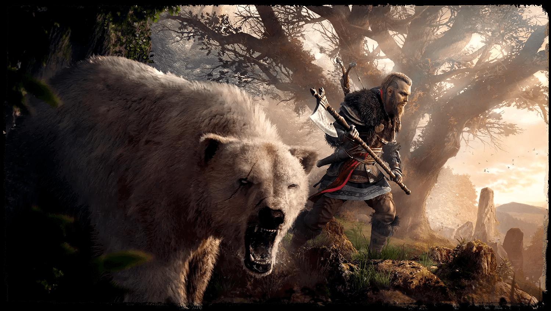 Assassin's Creed Valhalla : découvrez le nouvel opus de la franchise d'Ubisoft !