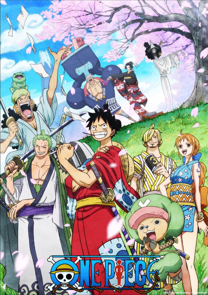 One Piece en pause à cause du Covid-19 au Japon