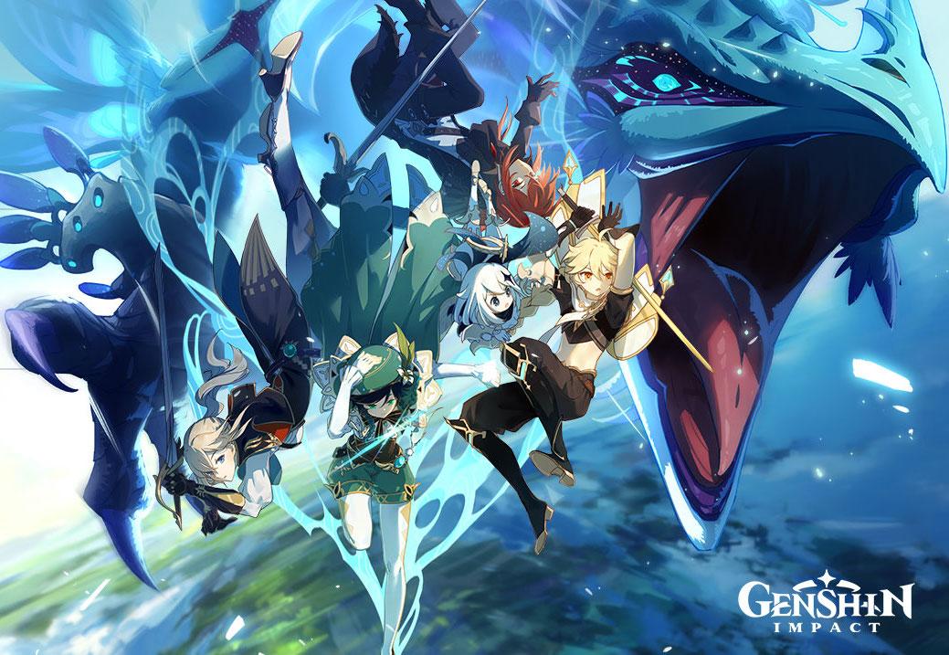 Genshin Impact Descarga Gratis En Ps4 Pc Ios Y Android