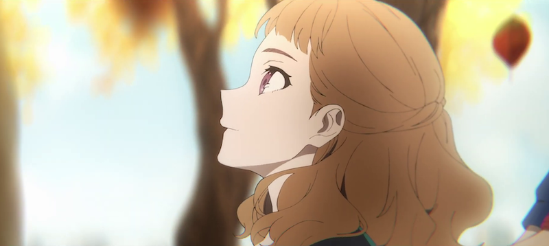 Le film animation Josee to Tora to Sakana-tachi, en Trailer ...